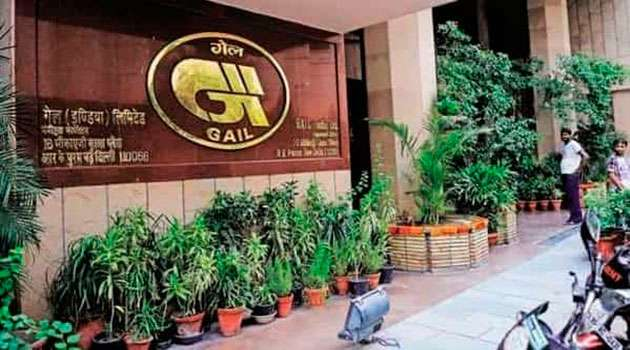 Gail share buyback
