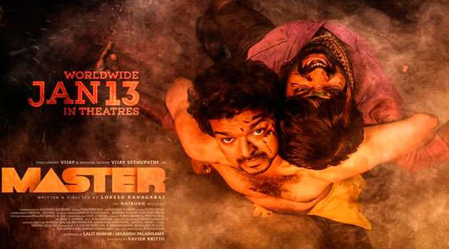Vijay Master First Day Collections