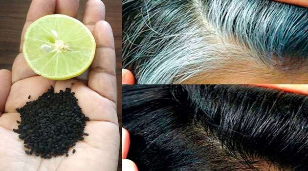 White Hair Tips in Telugu