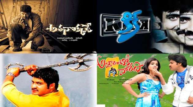 Tollywood remakes in Tamil