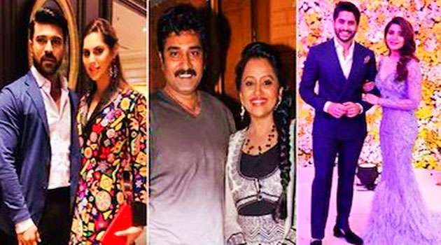 Tollywood heroes wives